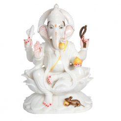 Marble Ganesh