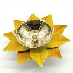 lotus diya