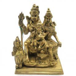Brass Shiv Parivar