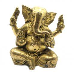 Brass Appu Ganesha